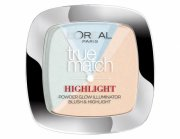 l'oreal true match powder - 302d/302w icy glow - Makeup