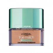 l'oreal paris true match minerals powder foundation spf 19 - 4w naturel dore - Makeup