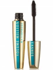 l'oréal vandfast mascara - volume million lashes - sort - Makeup
