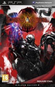 lord of arcana slayer edition - psp