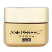 l'oréal - dermo expertise age perfect cell renew natcreme 50 ml - Hudpleje