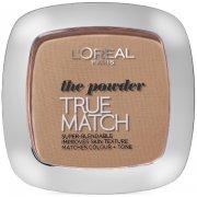 l'oreal pudder - true match super blendable powder - fv c3 rose beige - Makeup