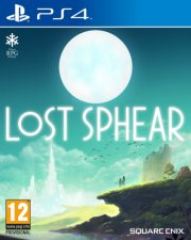lost sphear - PS4
