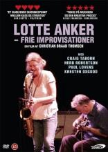 lotte anker - frie improvisationer - DVD
