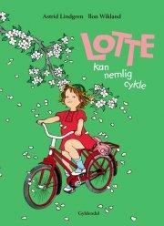 lotte kan nemlig cykle - bog