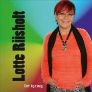 lotte riisholt - det lige mig - cd