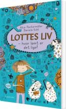 lottes liv 2 - hvor lamt er det lige? - bog