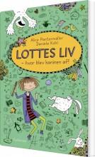 lottes liv 4 - hvor blev kaninen af? - bog