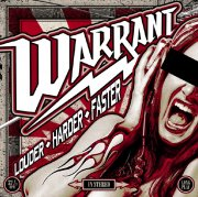 warrant - louder harder faster - colored edition - Vinyl / LP
