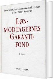 lov om lønmodtagernes garantifond - bog