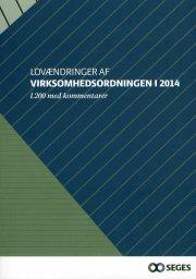 lovændringer af virksomhedsordningen i 2014 - bog