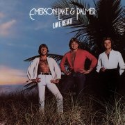 lake emerson & palmer - love beach - Vinyl / LP