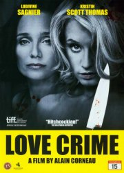 love crime / crime d'amour - DVD