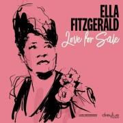 ella fitzgerald - love for sale - cd