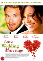 love wedding marriage - DVD