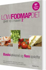 low fodmap diet 2 - basiskøkkenet - bog