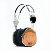 lstn troubadour headphones - beech - Tv Og Lyd