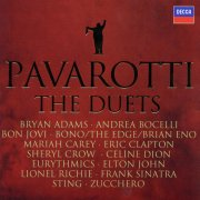 luciano pavarotti - best of pavarotti & friends - the duets - cd