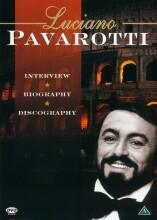 luciano pavarotti - DVD