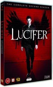 lucifer - sæson 2 - DVD