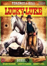 lucky luke - box 2 - DVD