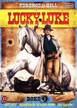 lucky luke - box 3 - DVD