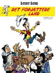 lucky luke: det forjættede land - Tegneserie