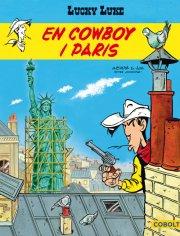 lucky luke: en cowboy i paris - Tegneserie