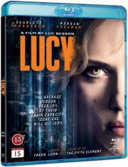 lucy - 2014 - Blu-Ray