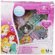 mini ludo disney prinsesser - Brætspil