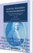 ludvig holberg på bogmarkedet - bog