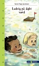 ludvig på dybt vand - bog