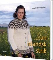 lun islandsk strik - bog