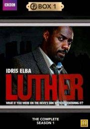 luther - sæson 1 - bbc - DVD