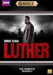 luther - sæson 3 - bbc - DVD