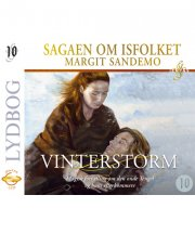 isfolket 10 - vinterstorm - CD Lydbog