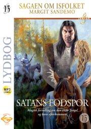 isfolket 13 - satans fodspor, mp3 - CD Lydbog