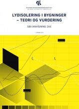 lydisolering i bygninger - teori og vurdering - bog