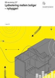 lydisolering mellem boliger - nybyggeri - bog