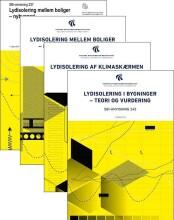lydisolering - samlet - bog