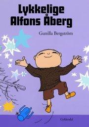 lykkelige alfons åberg - bog