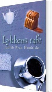 lykkens cafe - bog