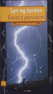 lyn og torden - dansk/polsk - bog