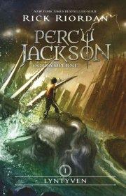 percy jackson 1 - lyntyven - bog