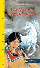 lyse måne og spøgelses-hesten - bog