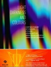 lyset mørket farverne - goethe´s theory of colors - DVD