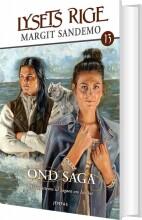 lysets rige 13 - ond saga - bog
