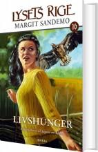 lysets rige 16 - livshunger - bog