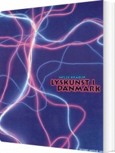lyskunst i danmark - bog