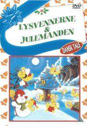 lysvennerne og julemanden - DVD
